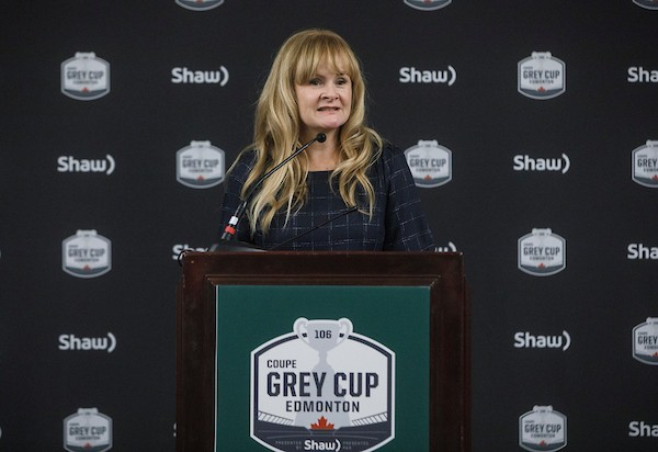 Christina Litz, Chief Marketing, Digital and Strategy Officer, Canadian Football League