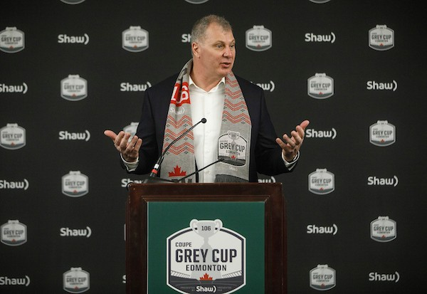 Randy Ambrosie, Commissioner, Canadian Football League
